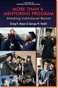 Books about Educational Equity, More Than a Mentoring Program: Attacking Institutional Racism